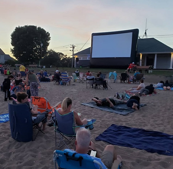 Movie Night at East Haven Town Beach