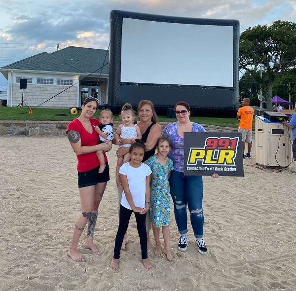 Photos: Movie Night at East Haven Town Beach
