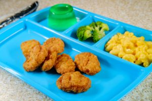 Lunch Tray Chicken Nuggets