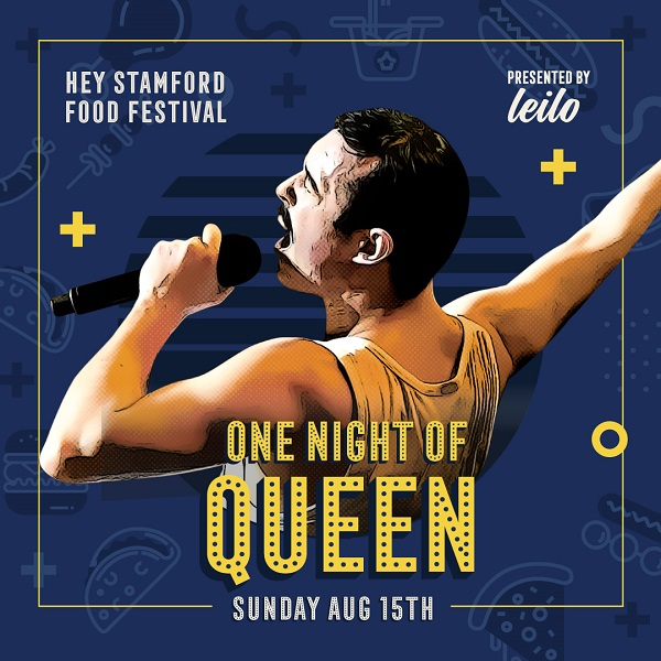 Enter to win: One Night of Queen at Hey Stamford Food Festival