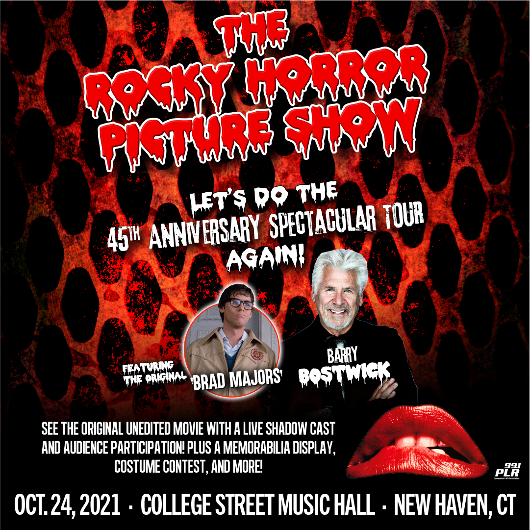 Enter to win: The Rocky Horror Picture Show