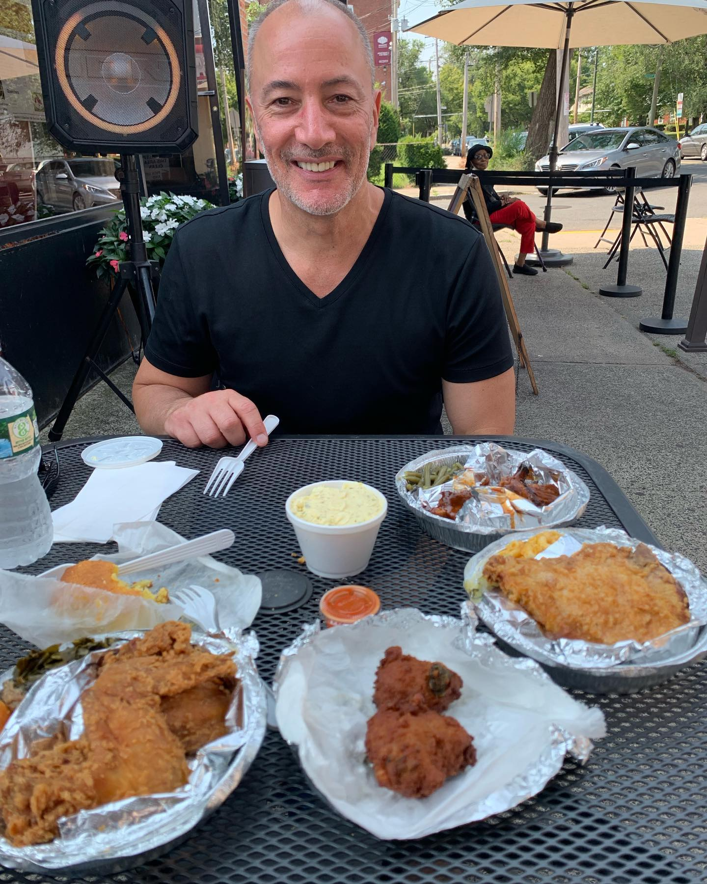 PODCAST – Thursday, August 26: Chaz's New Haven Soul Food Experience; Dumb Ass News; Comedian Steve Hostetter