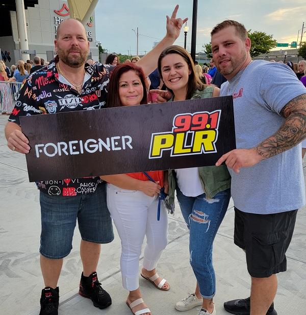 Photos: Foreigner at Hartford HealthCare Amphitheater