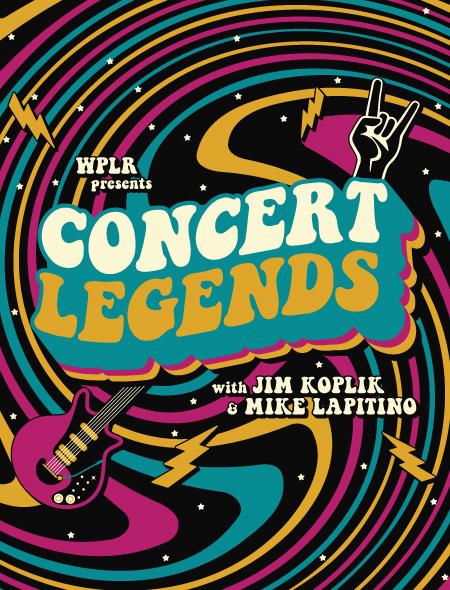 Concert Legends with Jimmy Koplik & Mike Lapitino