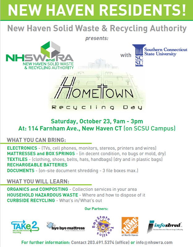 Hometown Recycling Day 2021