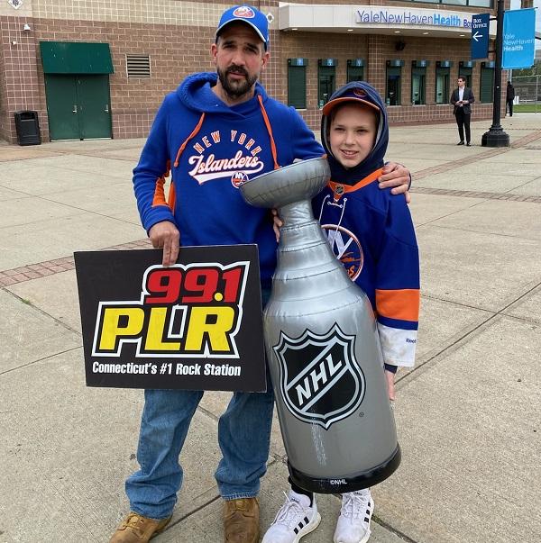 Photos: Islanders vs. Rangers Hockey