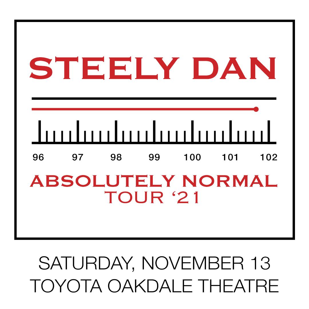 Win tickets to Steely Dan