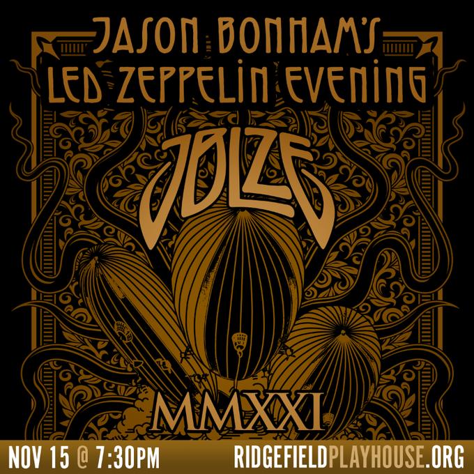 Win tickets to Jason Bonham's Led Zeppelin Evening