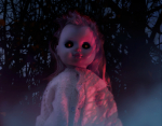 PODCAST – Monday, October 18: Security Measures For The Real Annabelle Doll; Guy Regrets Petting Warthog; The Tour Rider Game