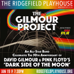 Enter to win: The Gilmour Project
