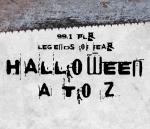 99.1 PLR Legends of Fear Halloween A to Z