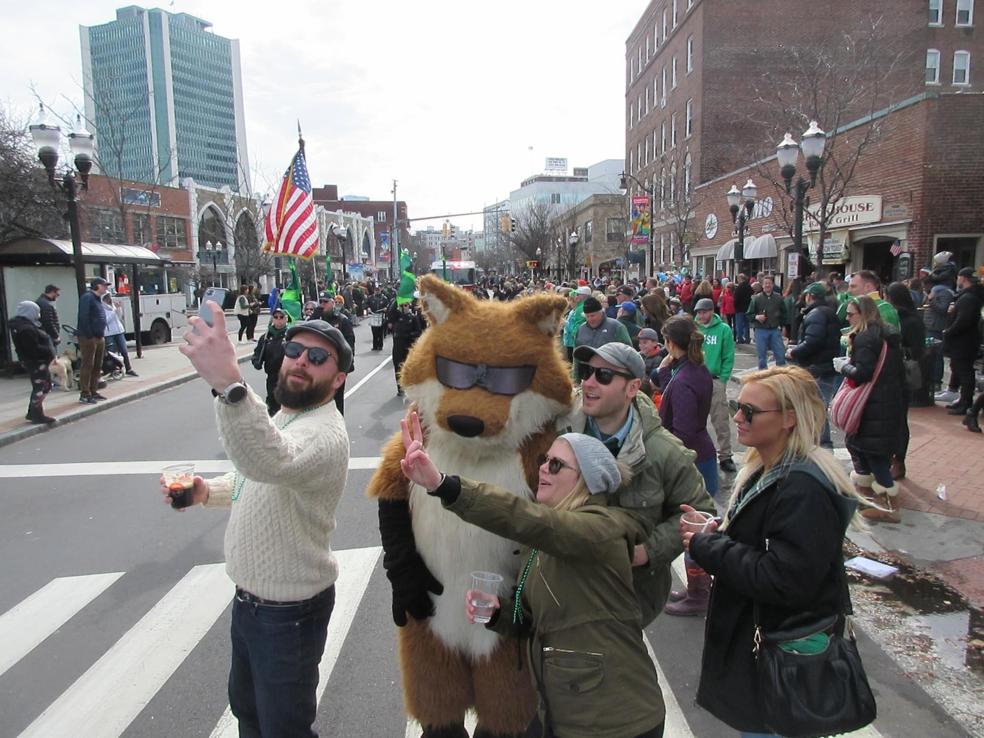 Stamford St. Patrick's Parade