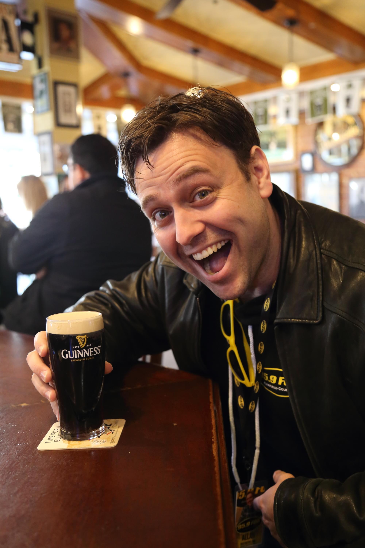 95.9 THE FOX Guinness St. Patrick's Day Pub Crawl