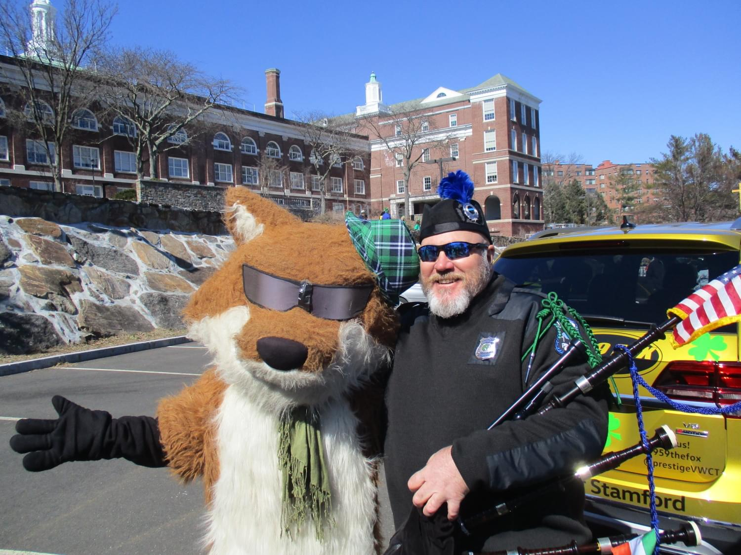 Greenwich St Patrick's Parade 2018