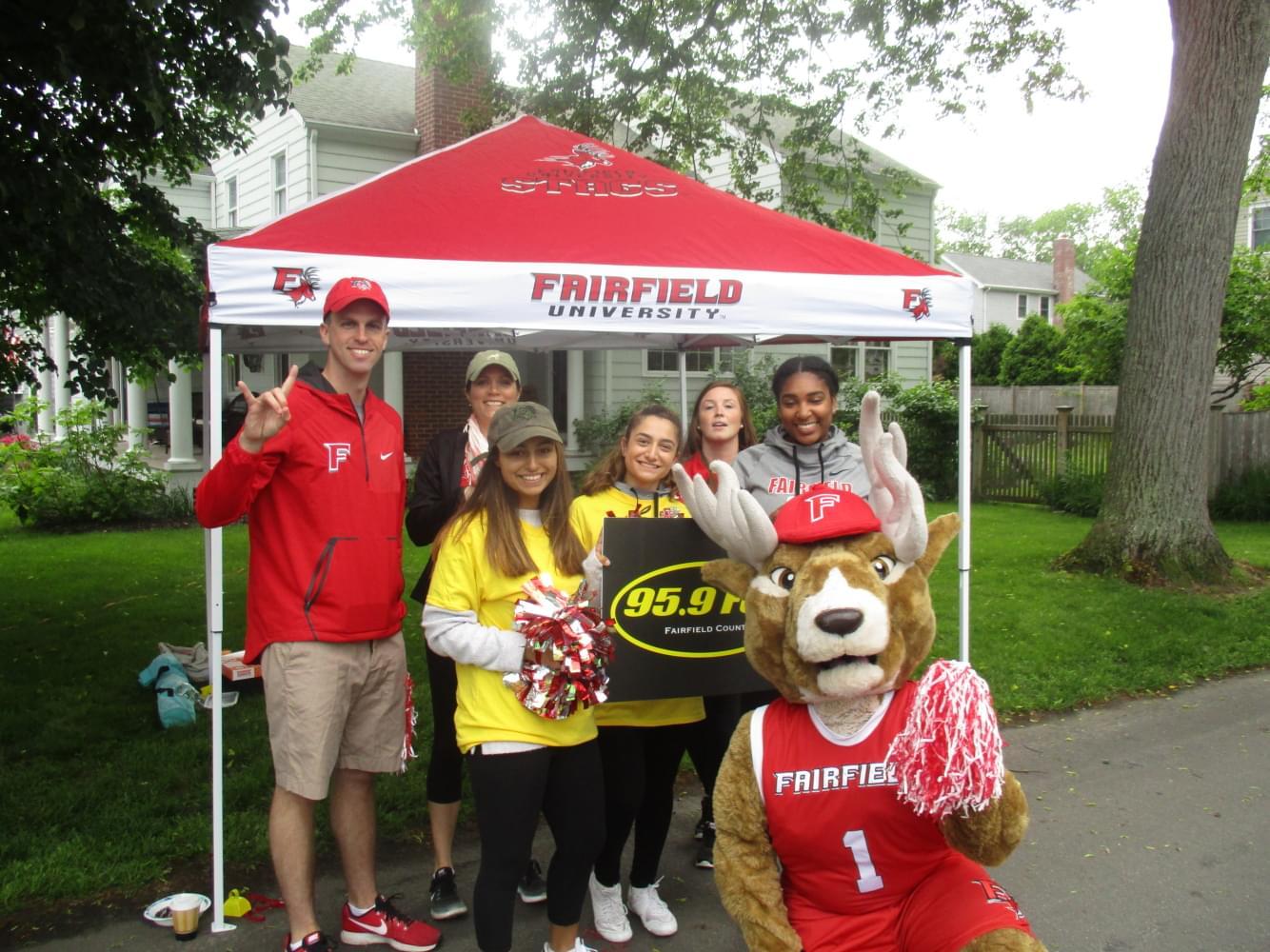 Fairfield Half Marathon with Fairfield University