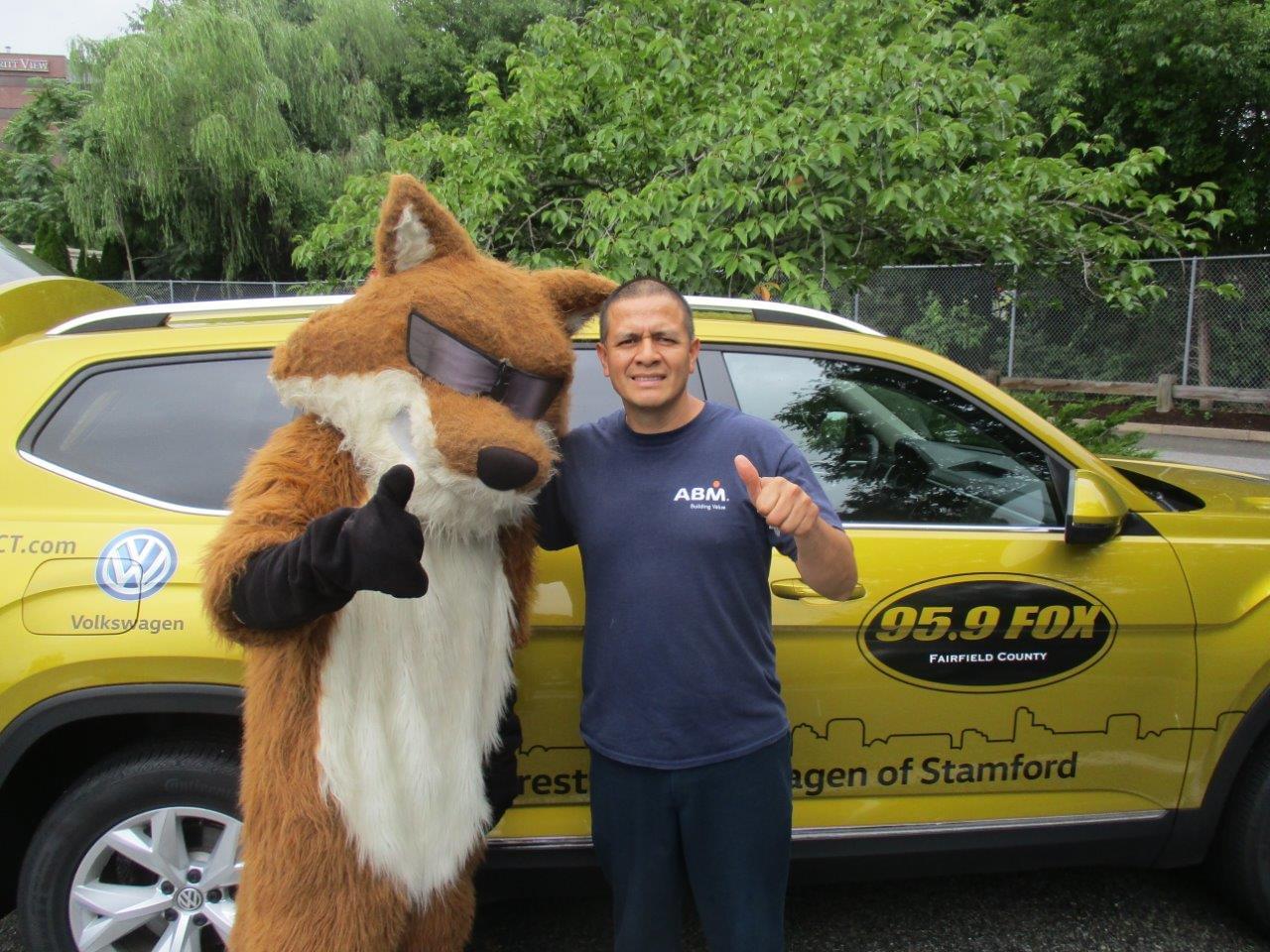 Spot the Fox 07/25/18
