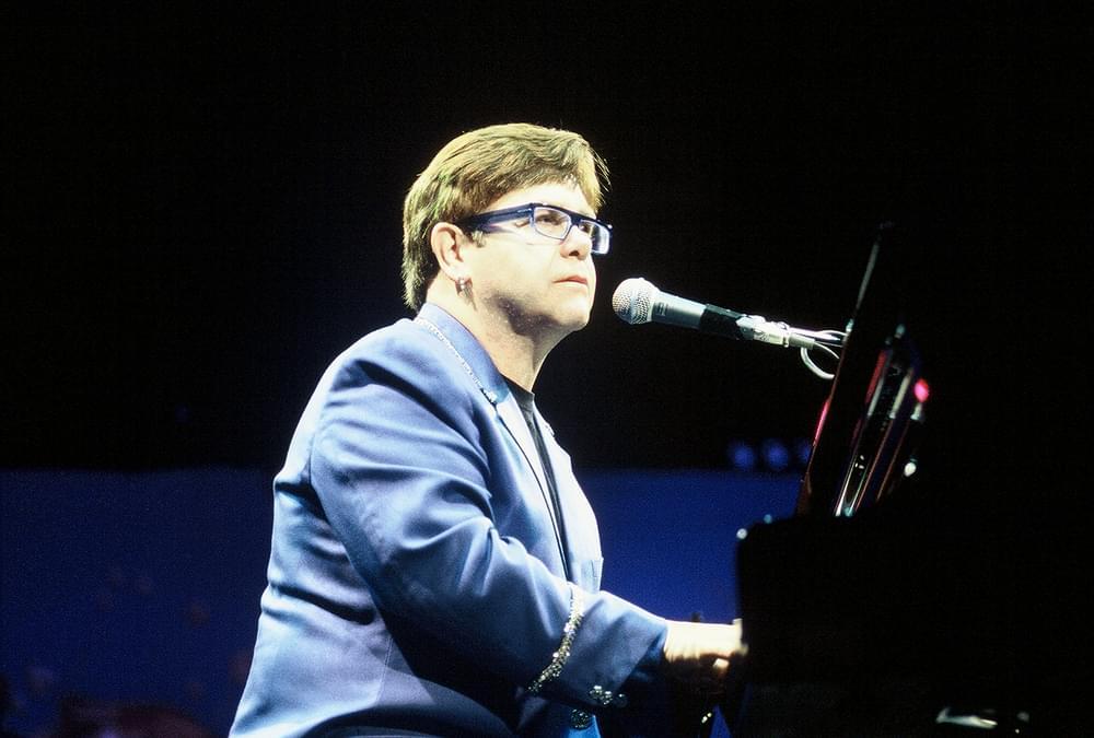 Elton Says Goodbye