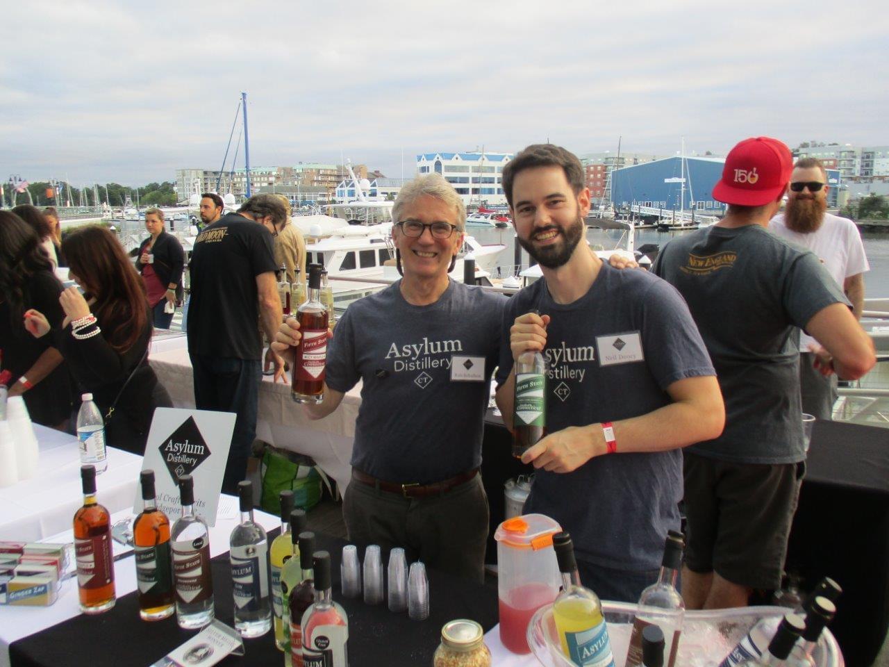 Stamford Brew and Whiskey Fest