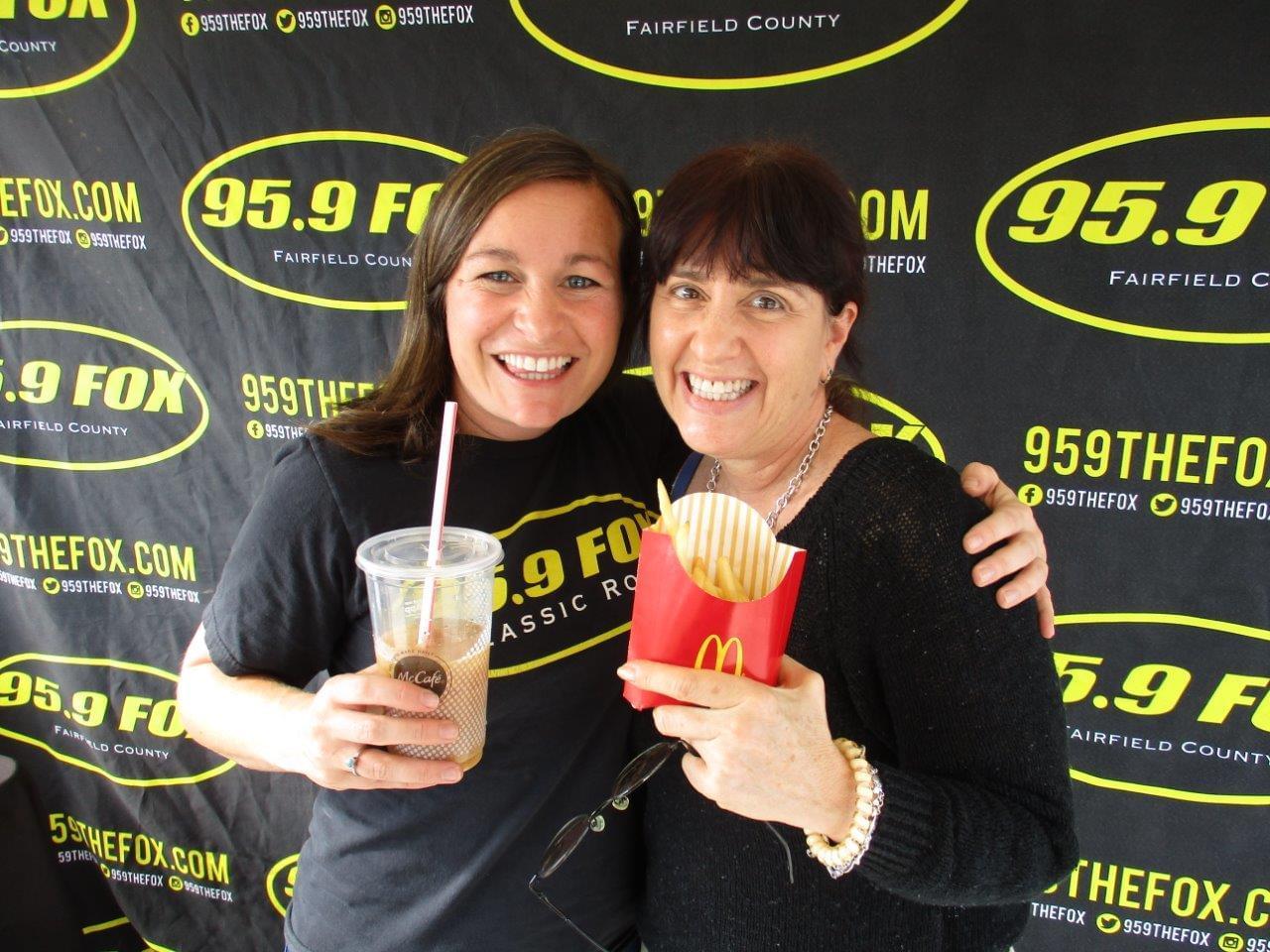McDonald's Grand Re-Opening In Norwalk