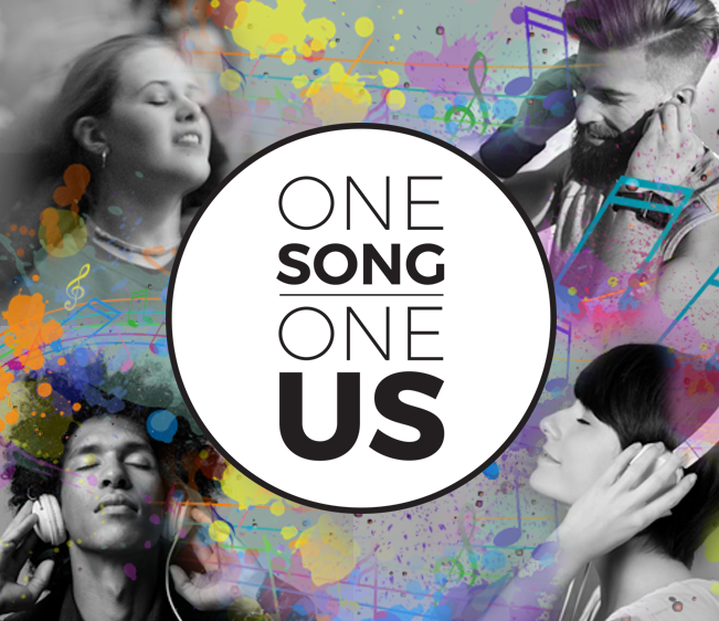 One Song One Us
