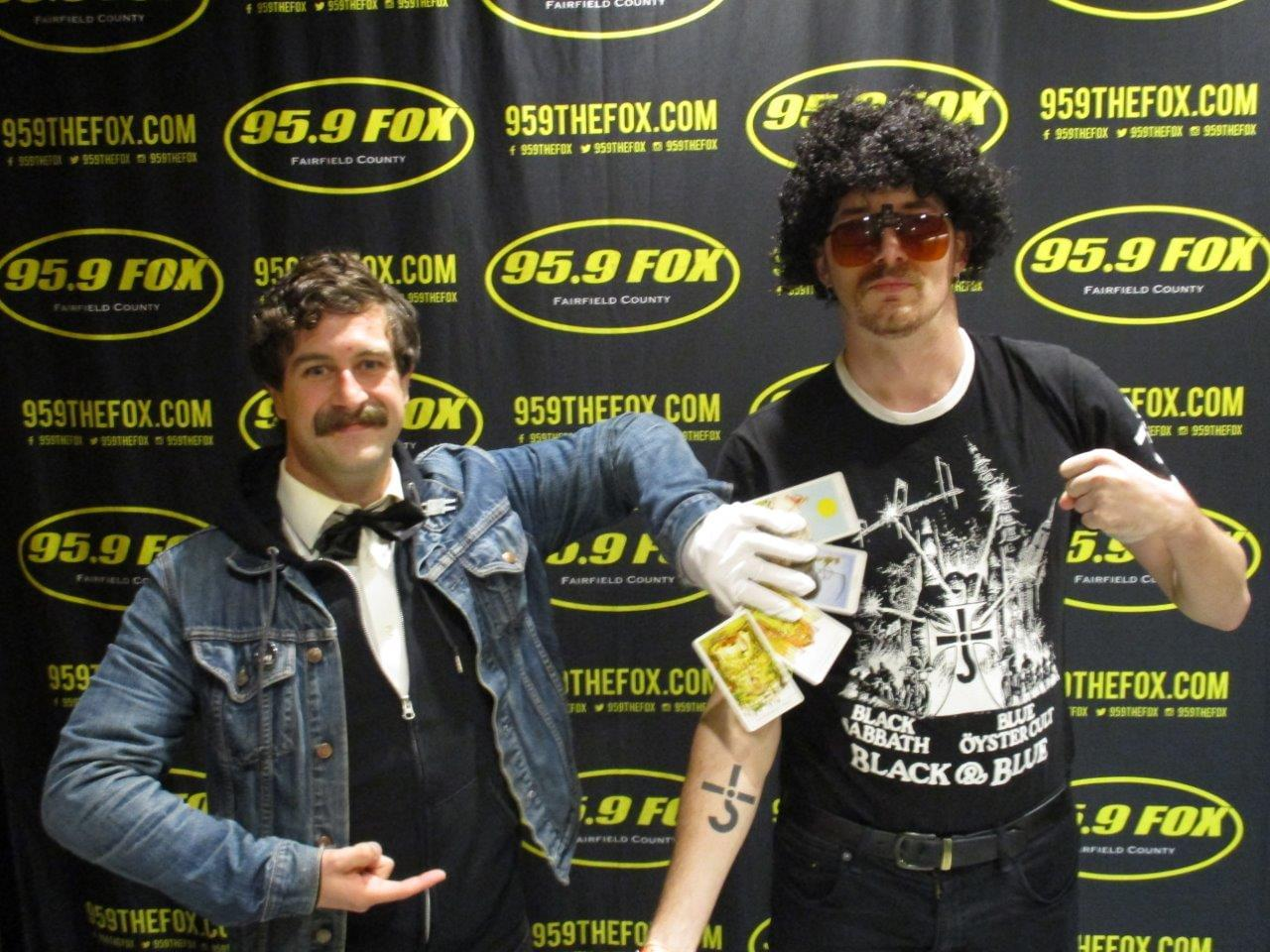 95.9 The Fox Presents Blue Oyster Cult
