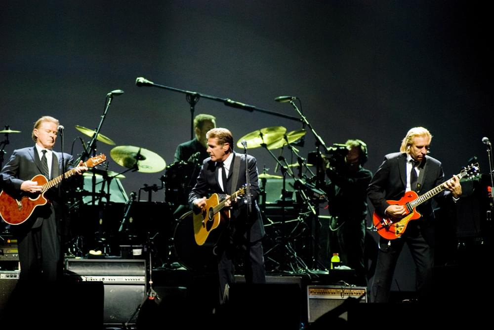 The Eagles Do It Live