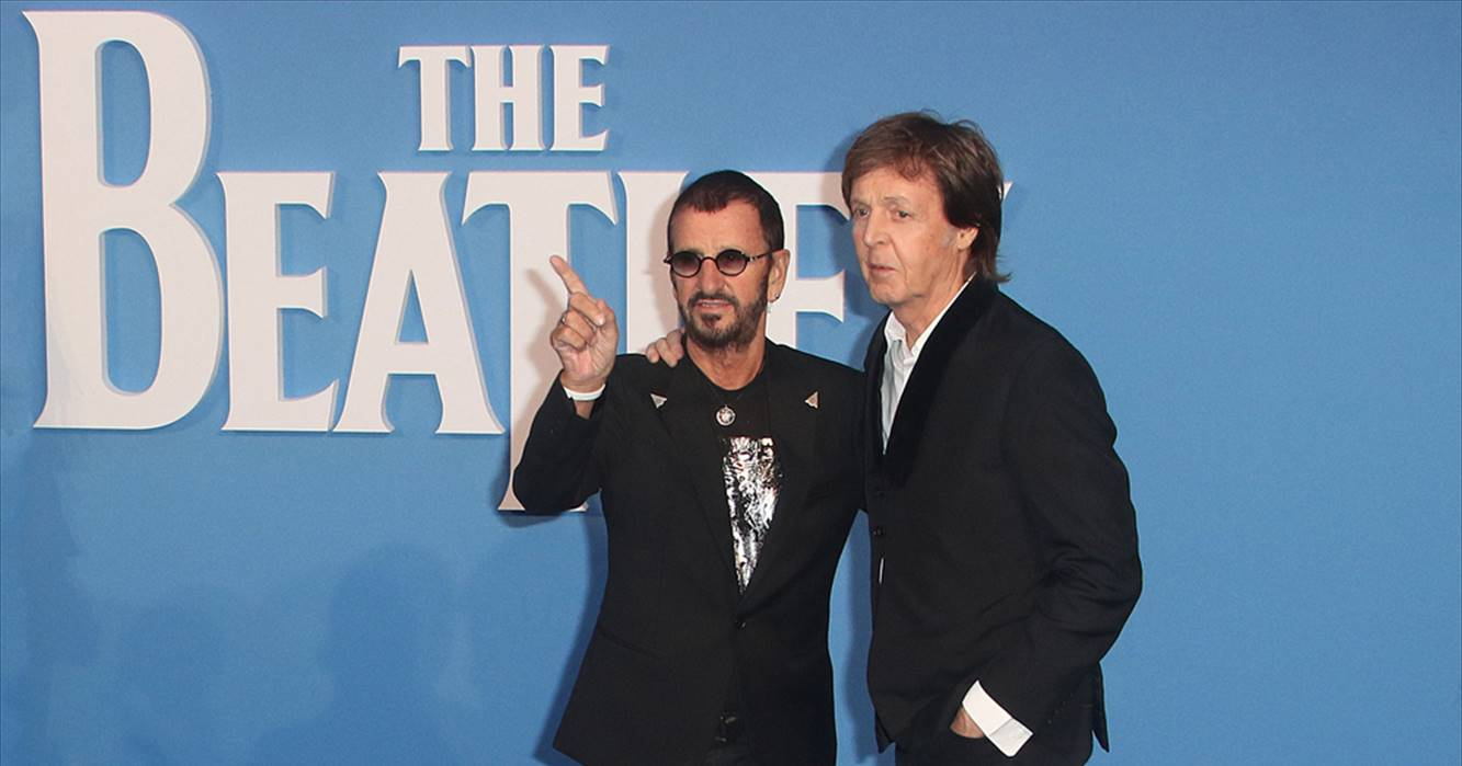 The Beatles Take All Their #1's To #1