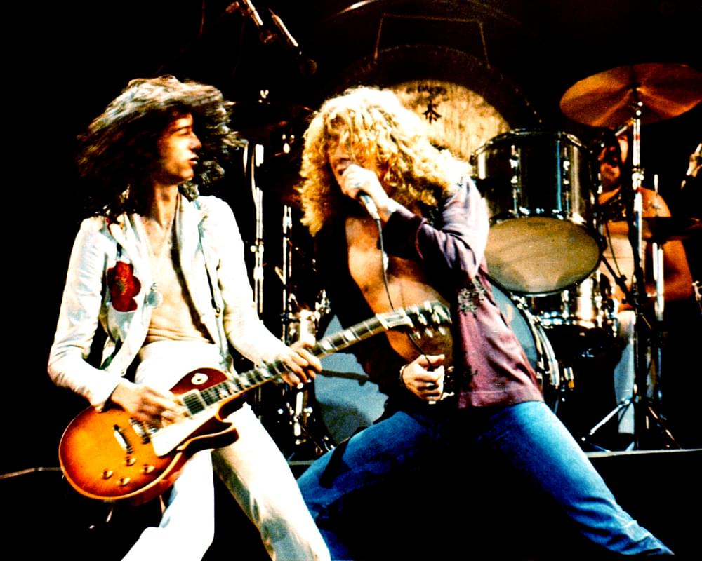 Led Zeppelin Call It Quits