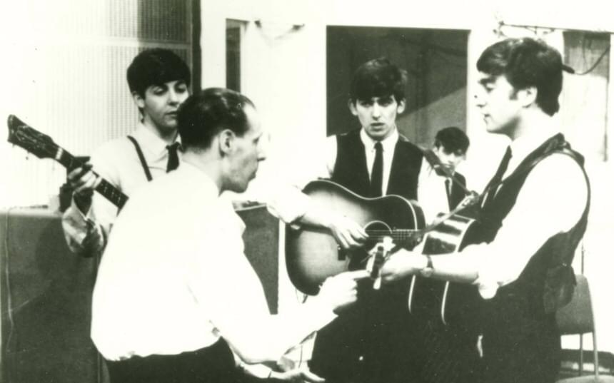 """The First """"Beatles"""" Song To Reach The Chart"""
