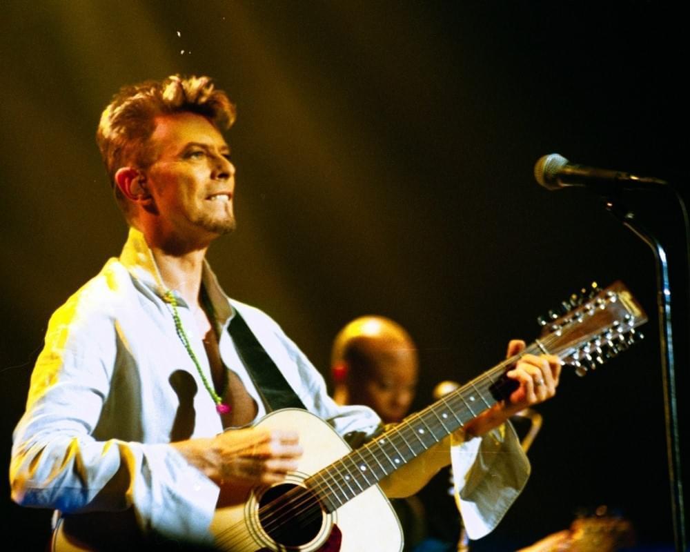 Bowie Finds His Soul