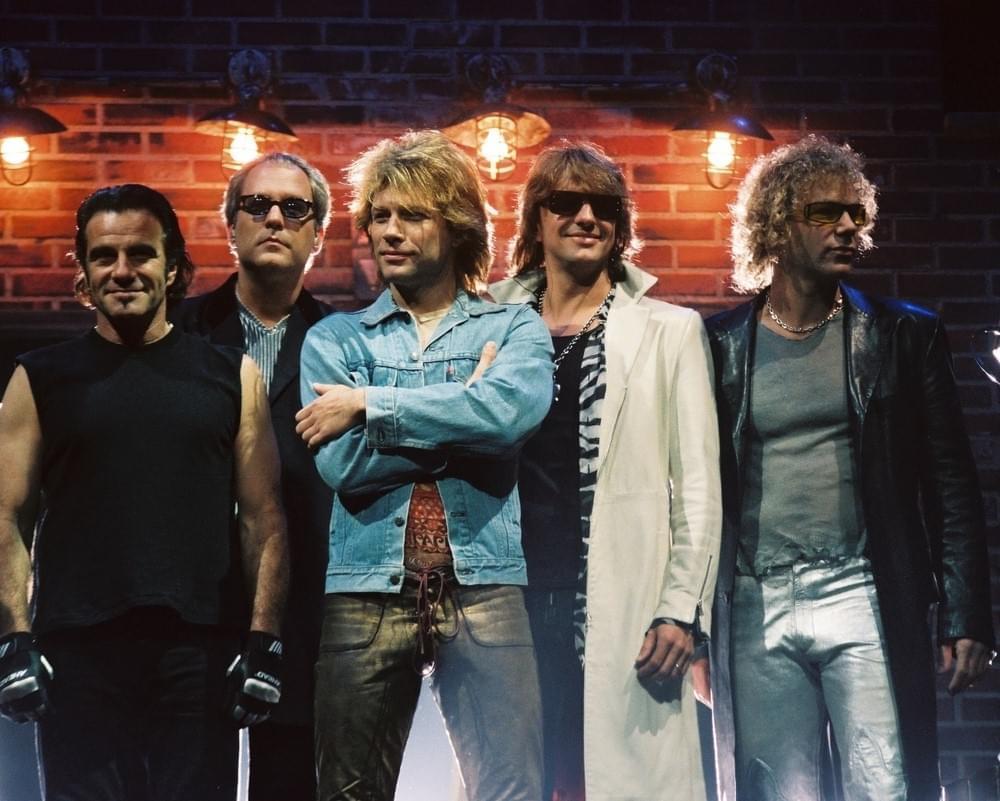 Bongiovi Forms Bon Jovi