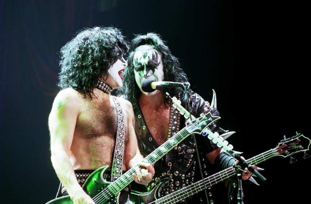 KISS Change Things Up