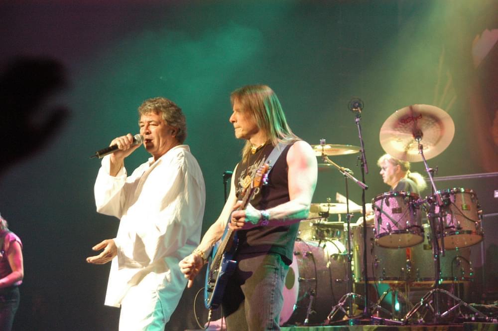 Deep Purple's Album Goes Up In Smoke