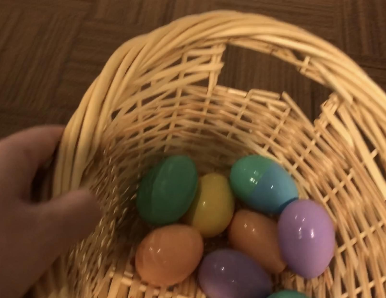 WATCH: Office Easter Egg Hunt