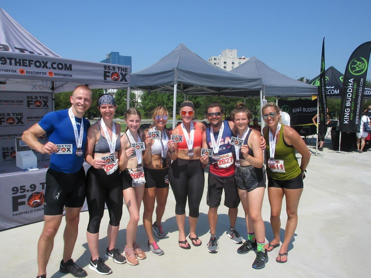 City Challenge Obstacle Race 7/28/19