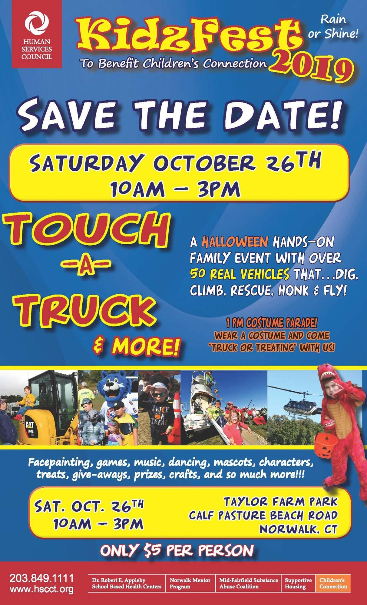 KIDZFEST Touch a Truck & More