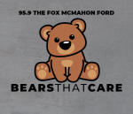 95.9 The FOX McMahon Ford Bears That Care
