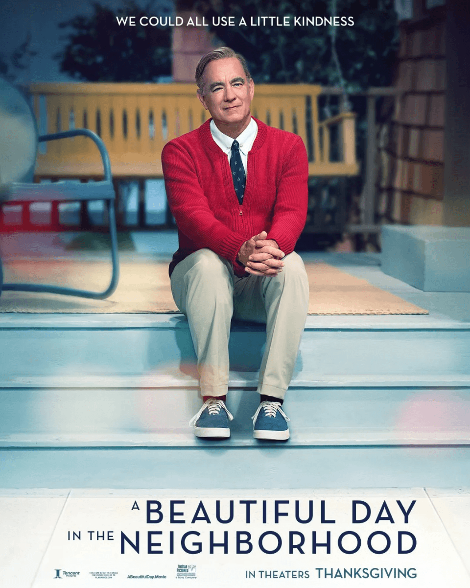 Enter to win tickets to a Beautiful Day in the Neighborhood