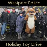 Westport Police Toy Drive