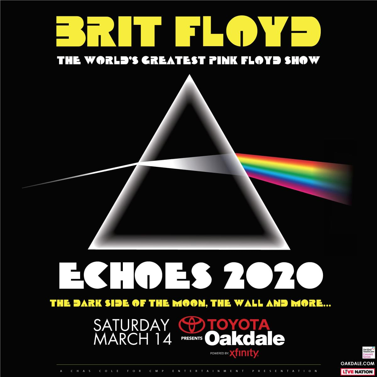 Win tickets to Brit Floyd