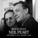 Rush drummer and lyricist Neil Peart has died at 67