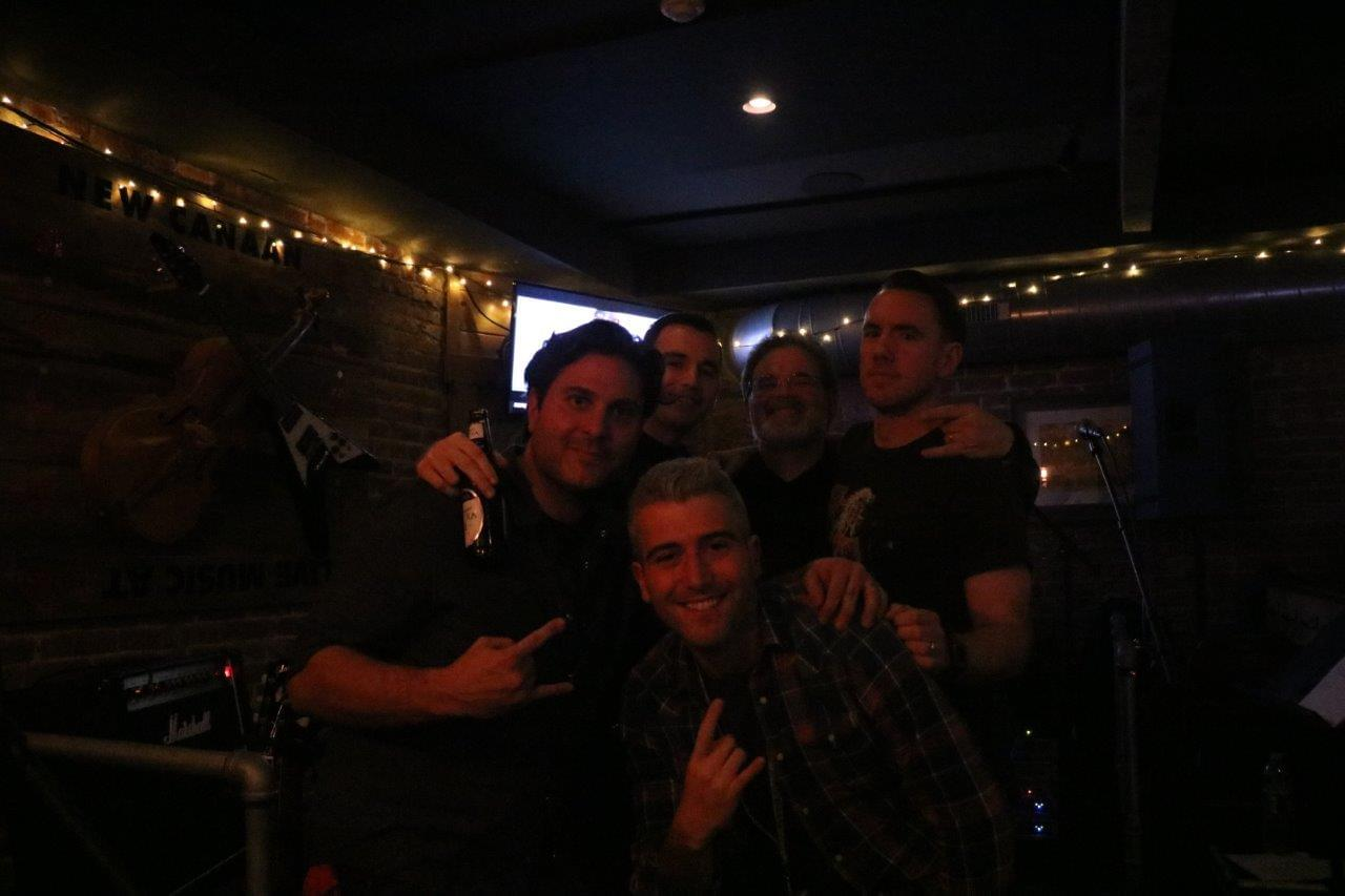 Fourth heat for Battle of the Cover Bands at Gates Resturant in New Canaan! 1/25/20