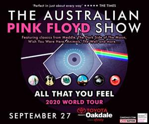 Enter to win tickets to Australian Pink Floyd