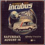 Enter to win tickets to Incubus & 311