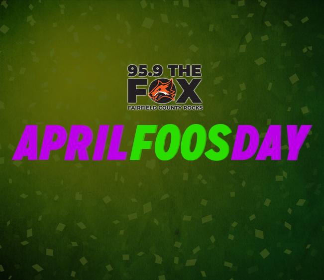 April Foos Day