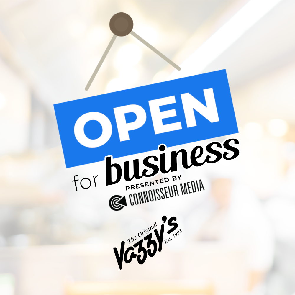 Open for Business: The Original Vazzy's