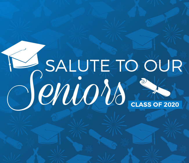 Salute To Our Seniors