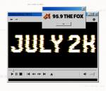 95.9 The FOX July2K