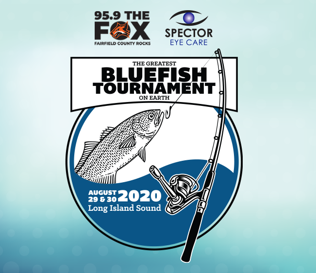 95.9 The FOX Spector Eye Care Greatest Bluefish Tournament on Earth