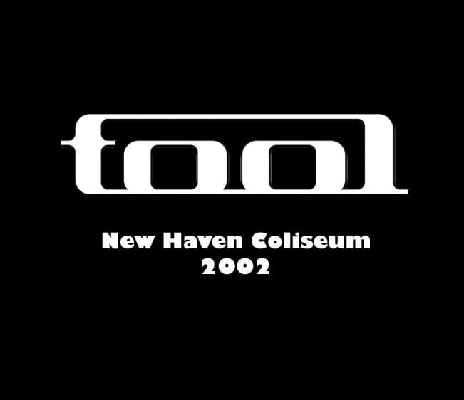 Throwback Concert: Tool at New Haven Coliseum 2002